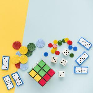 Giochi e lavori creativi
